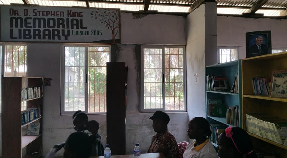 reap liberia library